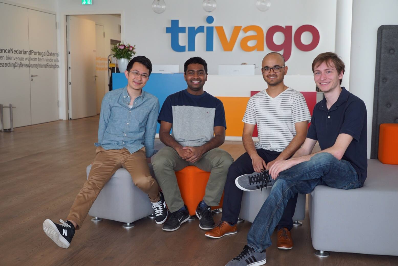 Read Interview with the Winners of trivago's New York Hackathon